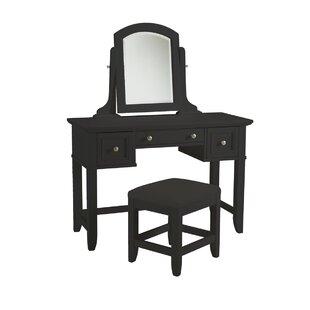 Mckeel Vanity Set with Mirror