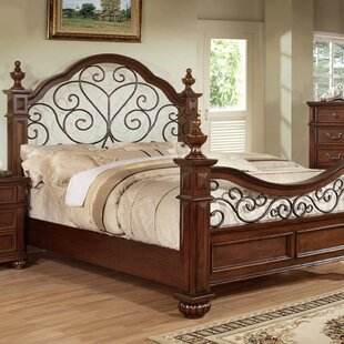 Revilla Panel Bed