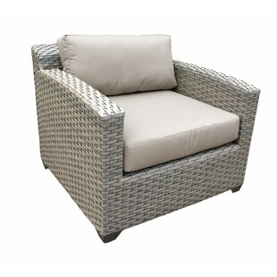 Romford Patio Chair with Cushions