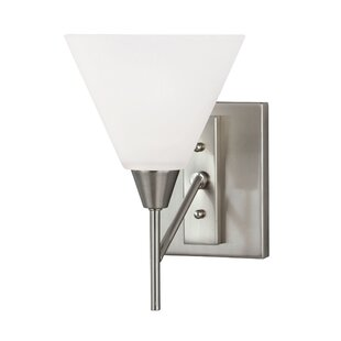 Red Barrel Studio Isidore 1-Light Bath Sconce