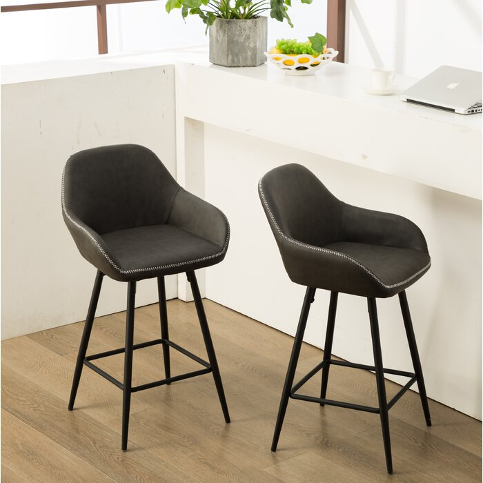 Stupendous Willow Bar Counter Stool Bralicious Painted Fabric Chair Ideas Braliciousco