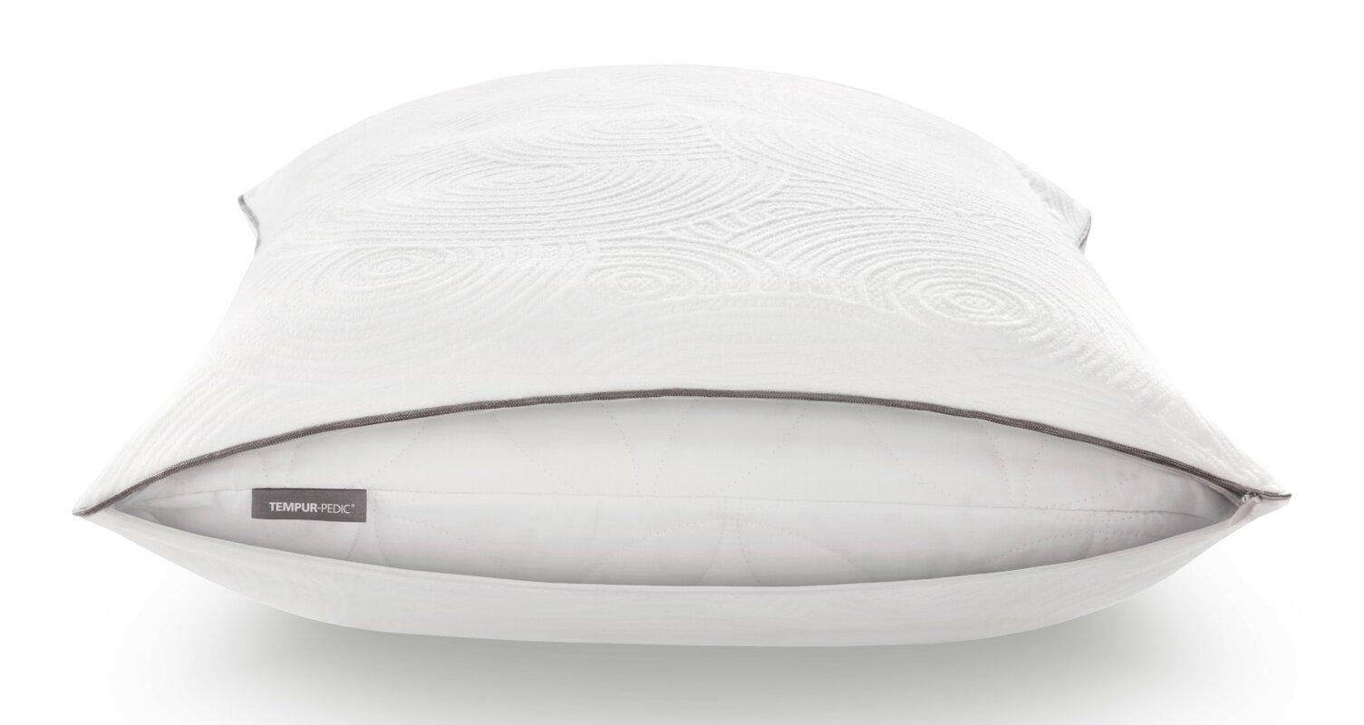 size king topper tempurpedic pillow rhapsody tempupedic pillows pedic reviews neck cover washable mattress tempur