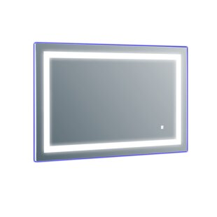 Best Reviews LED Decorative Bathroom Wall Mirror By Eviva
