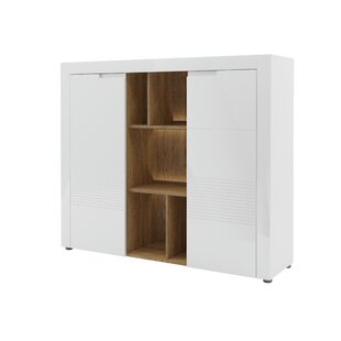 Haggins Sideboard by Latitude Run Top Reviews