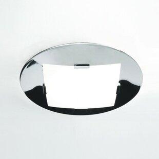 ZANEEN design Damas 2-Light Flush Mount