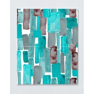 Art Motif Magnetic Wall Mounted Cork Board By Ebern Designs