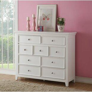 Didmarton Oversized 9 Drawer Dresser by Red Barrel Studio