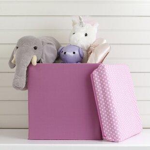 Surprise Storage Kids Ottoman with Storage Compartment by Birch Lane Kids™