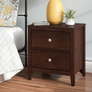 Darby Home Co Ketcham 2 Drawer Nightstand