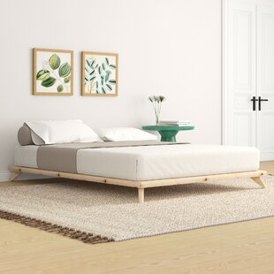 Senza Bed Frame By Karup Design