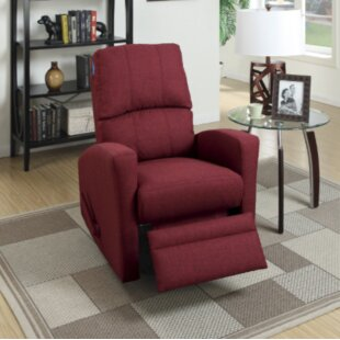 Yeary Manual Swivel Recliner Ebern Designs