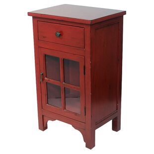 Starboard 1 Drawer Accent Cabinet By Bay Isle Home