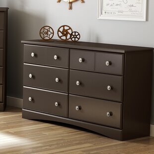 Compare 6-Drawer Double Dresser by South Shore Reviews (2019) & Buyer's Guide