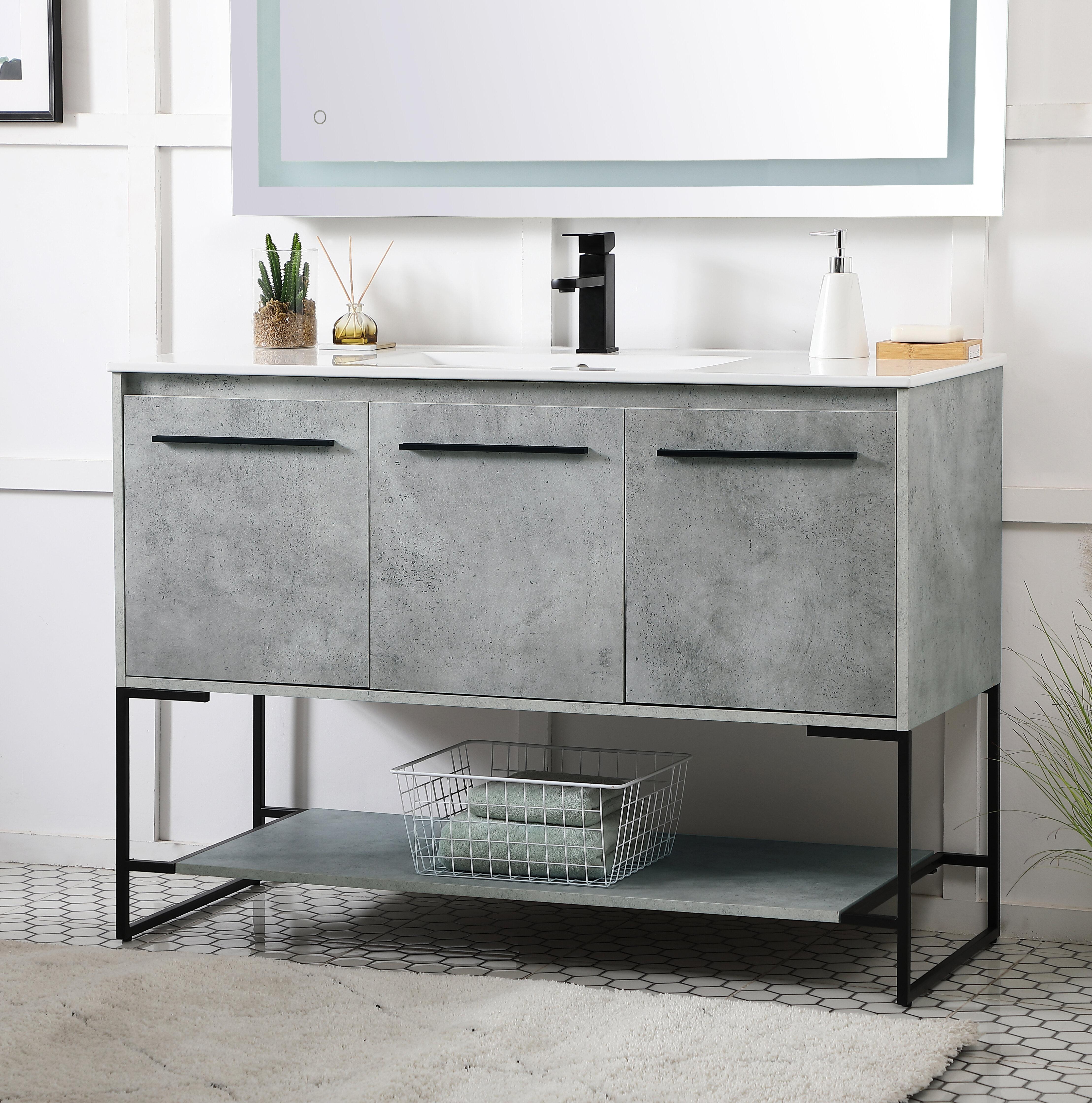Modern Wrought Studio Bathroom Vanities Allmodern
