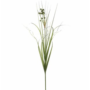 Artificial tall grass wayfair artificial flowering grass stem workwithnaturefo