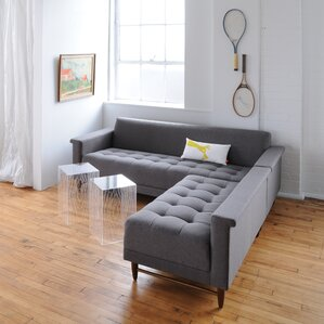 Harbord Loft Reversible Sectional : loft sectional - Sectionals, Sofas & Couches