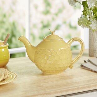 Honey And Comb Teapot