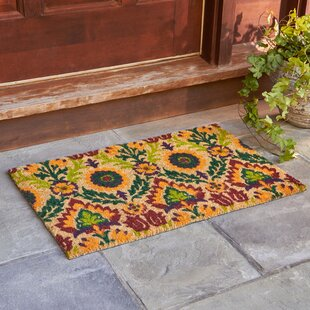 Andres Terra Welcome Doormat by Birch Lane?