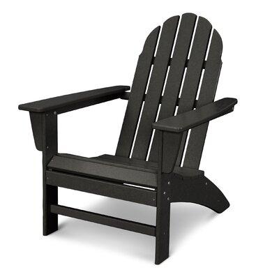 Black Adirondack Chairs You Ll Love In 2020 Wayfair