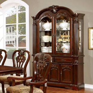 Dreiling China Cabinet by Astoria Grand
