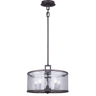 Williston Forge Bernardine 5-Light Chandelier
