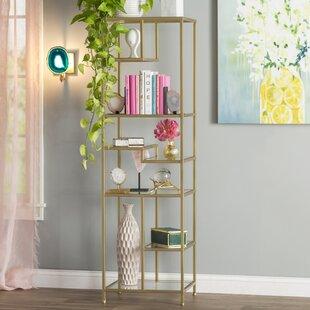 Liviana Etagere Bookcase Willa Arlo Interiors
