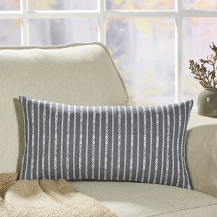 Jeannine Chambray Pillow Cover