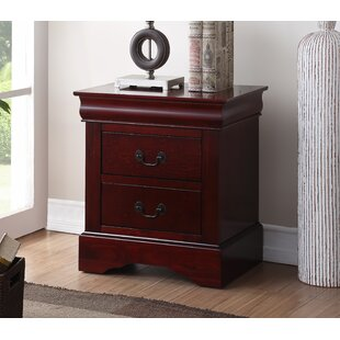 Affordable Price Whispering Pines 2 Drawer Nightstand By Alcott Hill
