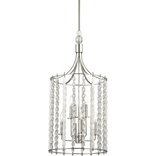 Mercer41 Reardon 8-Light Lantern Pendant