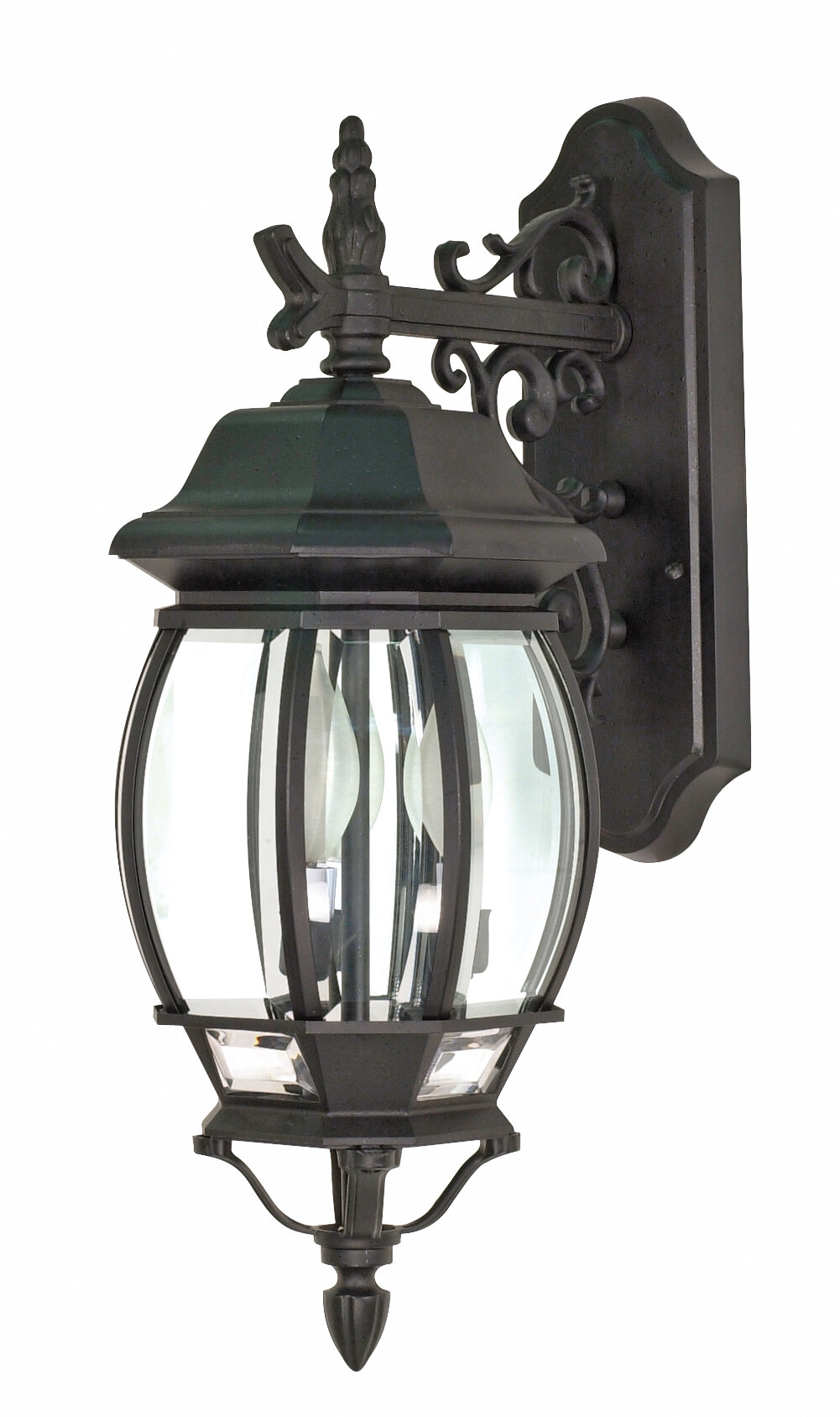 Gillian 3 Light Outdoor Wall Lantern Reviews Joss Main