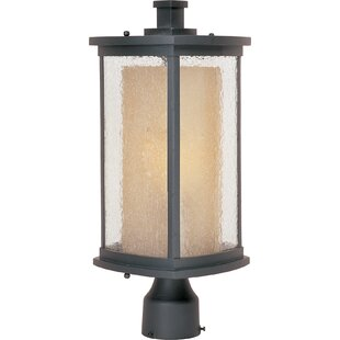 Best Price Oroville EE Outdoor 1-Light Lantern Head By Loon Peak