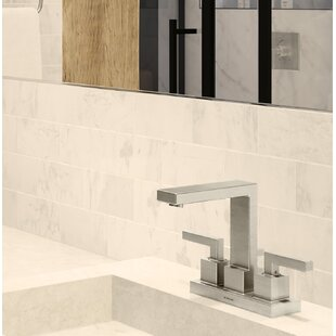 Symmons Duro Centerset Bathroom Faucet with Drain Assembly
