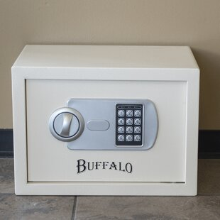 Buffalo Outdoor Pistol Gun Safe with Electronic Lock by Pro-Series
