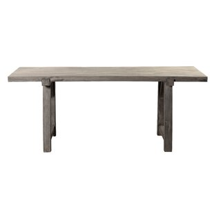 Pottorff Solid Wood Dining Table Gracie Oaks