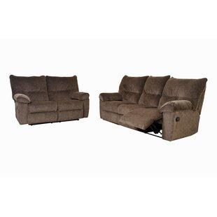Double Reclining Sofa Serta Upholstery