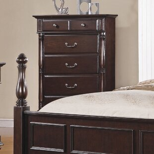 Woodhaven Hill Townsford 6 Drawer Chest