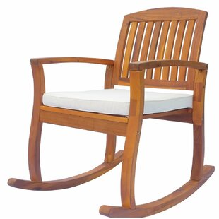 Aronson Rocking Chair By Sol 72 Outdoor