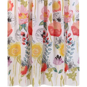 Nature Floral Shower Curtains You Ll Love Wayfair