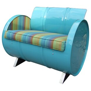Drum Works Furniture Astoria Lagoon Indoor/Outdoor Armchair