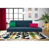 Palm Springs Split Convertible Sofa by Novogratz