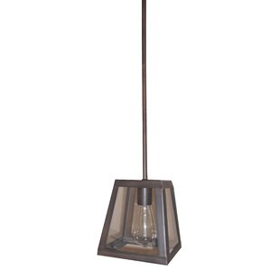 Murray 1-Light Square/Rectangle Pendant by Union Rustic