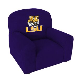 NCAA Stationary Kids Club Chair by Imperial