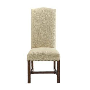 Gracie Oaks Hearon Parsons Chair (Set of 2)