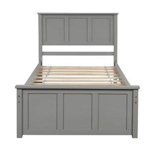Twin Storage Platform Bed by Red Barrel Studio