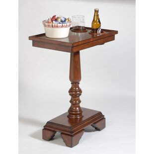 Great Price Traveller Chairside End Table By Third Floor Designs
