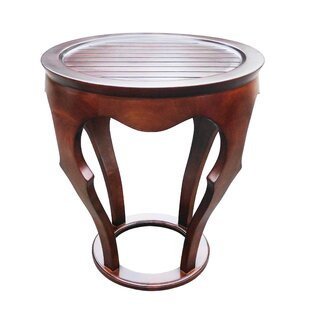 Baronnes Curved End Table by D..
