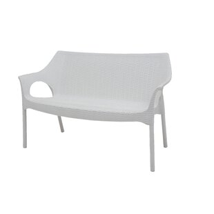 Miskell Commercial Grade Loveseat