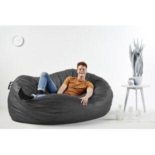 Phenomenal Fuf Bean Bag Sofa Ibusinesslaw Wood Chair Design Ideas Ibusinesslaworg