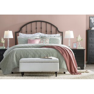 Lakemont Slat Headboard and Footboard by Charlton Home