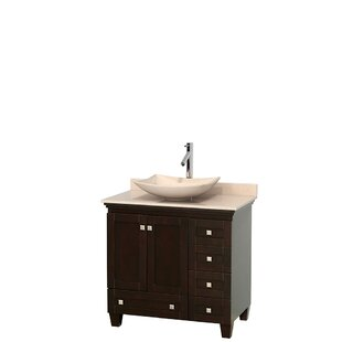 Best Price Acclaim 36 Single Bathroom Vanity Set By Wyndham Collection